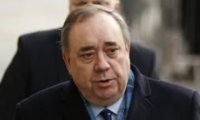 Sturgeon urged to think twice about readmitting Salmond to SNP