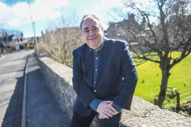 There is every opportunity for Alex Salmond's Alba to become the new King or Queen-makers at Holyrood