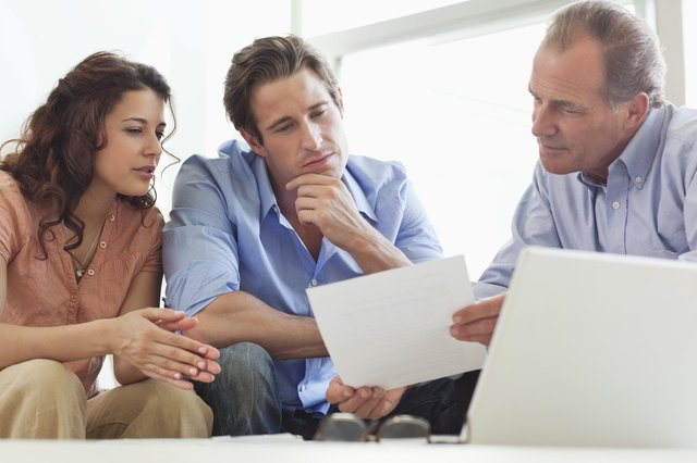 Seeking the advice of a financial adviser is one option in planning for retirement.