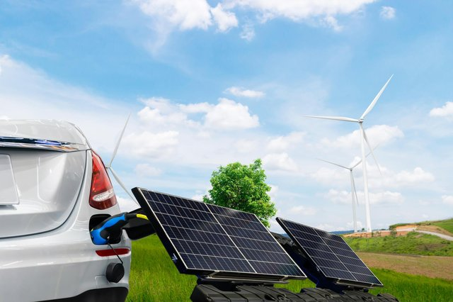 With renewable energy costs plummeting and with the mass rollout of smart meters underway, we are much closer to the future of energy than you might think