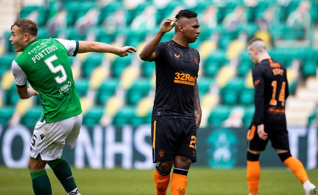 A look back at the weekend's Scottish Premiership action. Picture: SNS