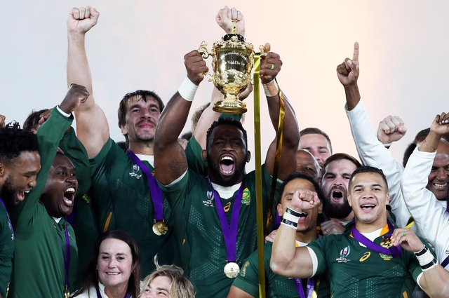 Scotland will face holders South Africa in Marseille in their opening Pool B game at the 2023 Rugby World Cup match.