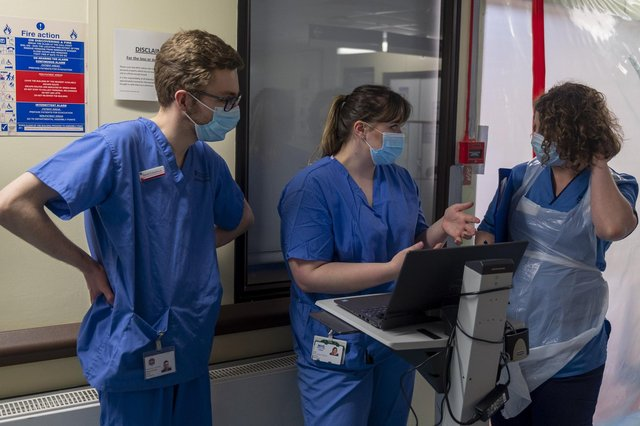 Restoring the NHS and Scotland's health will be key to Scotland's recovery