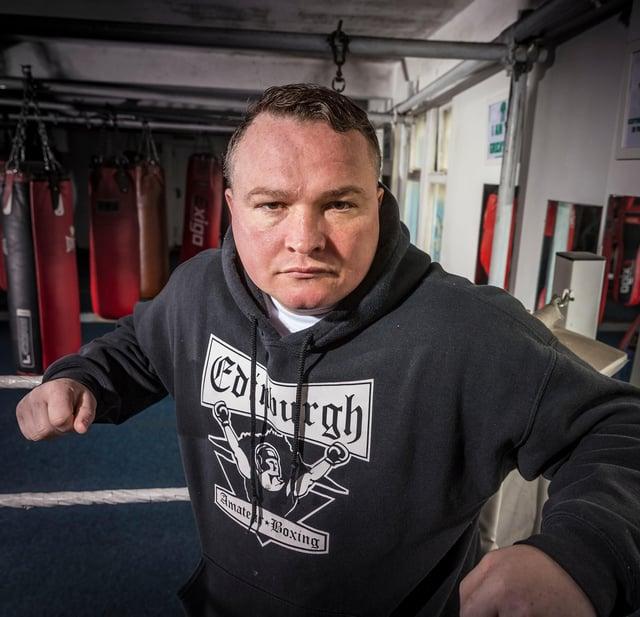 Gunned down on his doorstep: Bradley Welsh