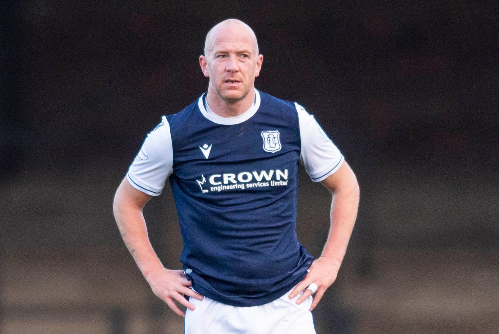 Charlie Adam admits 'this isn't what I signed up for' as midfielder lambasts Dundee's poor form