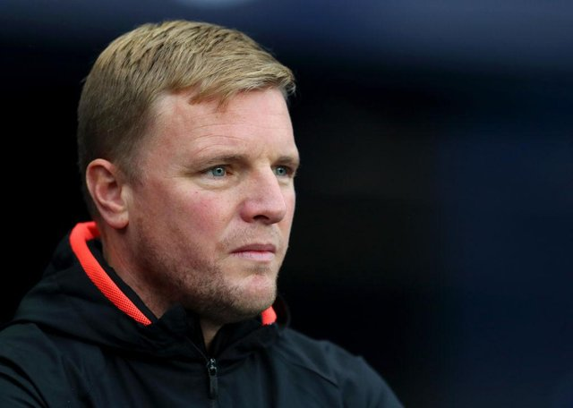 Eddie Howe is set to become next Celtic manager. Picture: Getty