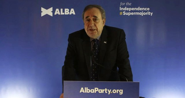 Alex Salmond Launched the Alba Party, a pro Scottish Independence Party on 26 March.