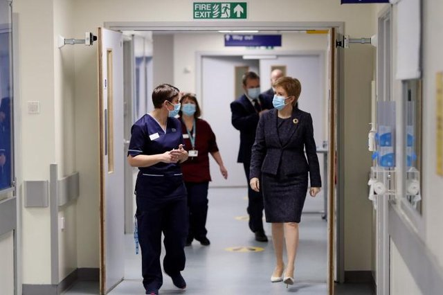 Nicola Sturgeon is set to pledge the funding boost in the SNP manifesto