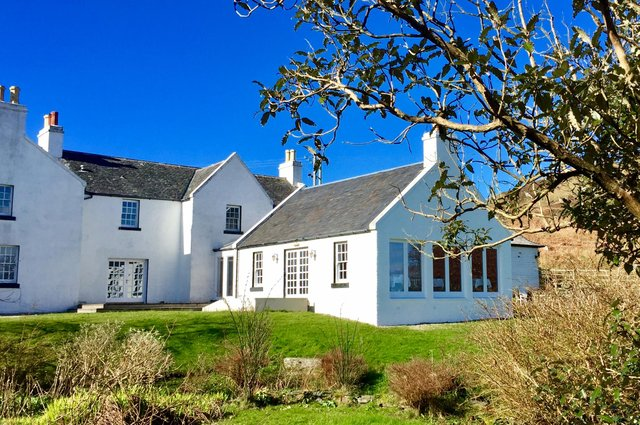 The Colonsay Hotel, the island's only pub, and the social and cultural heart of Scalasaig, is up for sale.
