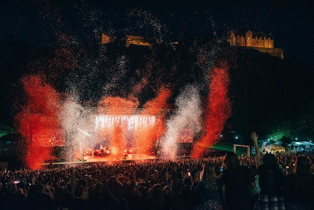 Tickets for the Edinburgh Summer Sessions concerts are already on sale. Picture: Ryan Johnston