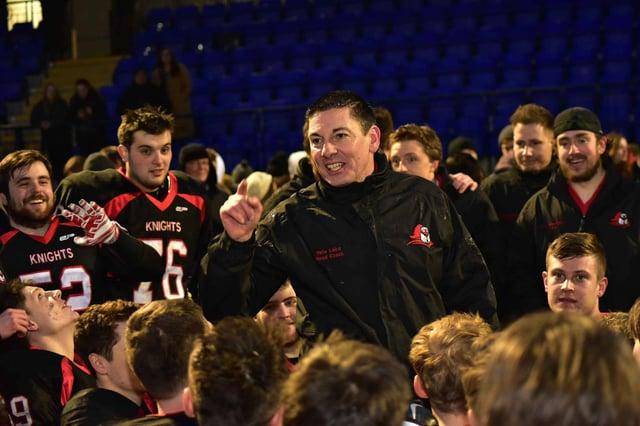 Pete Laird, Programme Leader for Sports Coaching at Edinburgh Napier University
