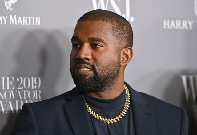 Could Kanye West be the next president of the United States? (Photo: ANGELA WEISS/AFP via Getty Images)