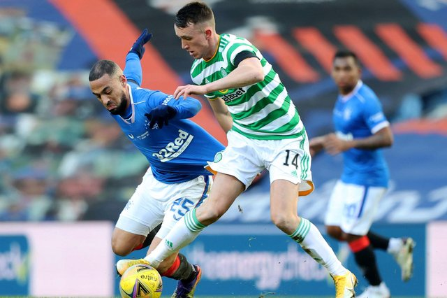Celtic and Rangers are scheduled to battle it out at Ibrox for a place in the quarter-finals. Picture: SNS