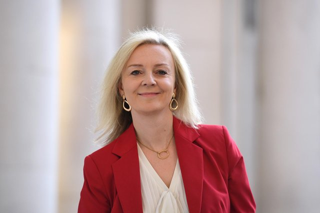 Liz Truss today hailed an end to the dispute and said it's a boost for Scotch whisky