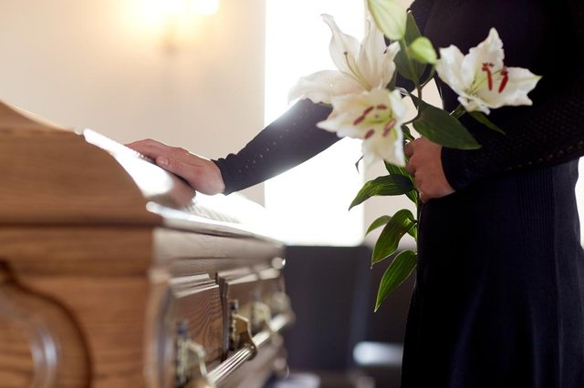 The number of people who can attend funerals in Scotland was limited during lockdown to reduce the spread of coronavirus (Photo: Shutterstock)