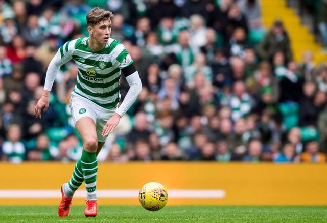 Jack Hendry has left Celtic. Picture: SNS