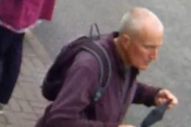 Mr Scott has been missing since Thursday.