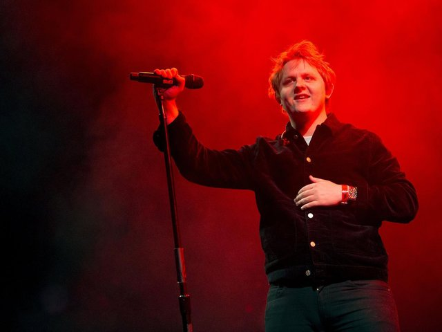 Lewis Capaldi will document his rise to superstardom and the pressure of making his sophomore album in a new feature-length documentary film.