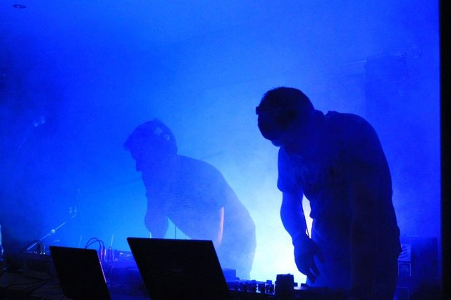 Ali MacLennan and Ali MacIsaac of Non-Stop, the night that took over village halls and brought dance culture to Skye. PIC: Contributed.