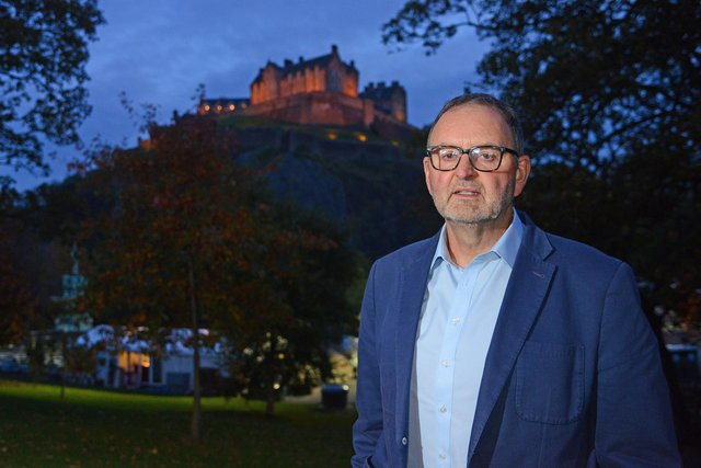 Donald Emslie is chair of the Edinburgh Tourism Action Group.