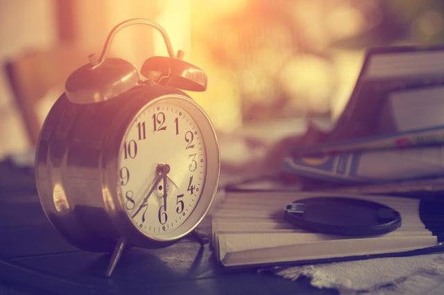 When do clocks go forward in 2021? (Pic: Shutterstock)