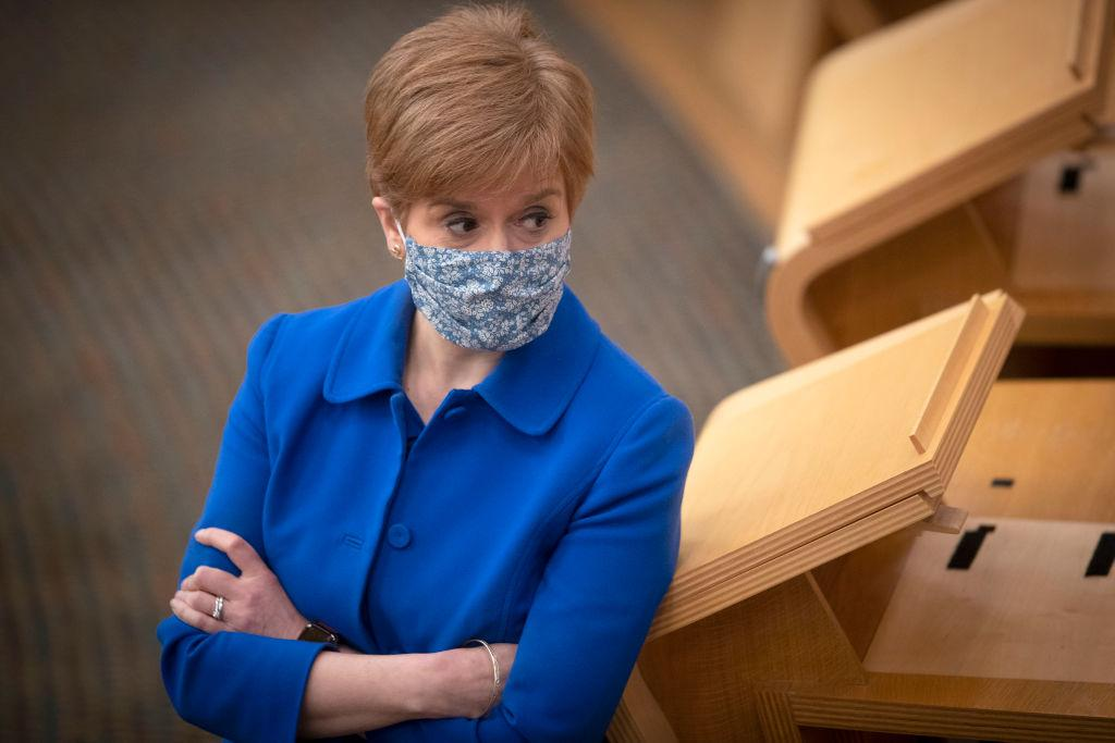 Coronavirus in Scotland: What time will Nicola Sturgeon ...