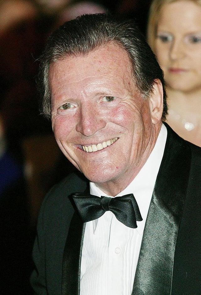 Johnny Briggs in 2004