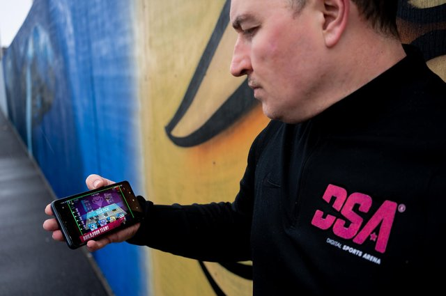 Dundee-based sports video games developer Digital Sports Arena has agreed a global publishing deal with Playstack.