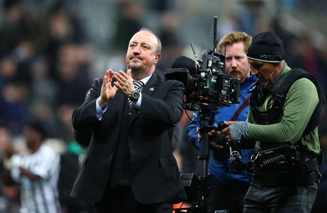 Former Newcastle United and Liverpool manager Rafa Benitez. (Photo by Clive Brunskill/Getty Images)