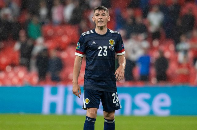 In just having turned 20,  Billy Gilmour has now become the youngest player to represent Scotland in a major finals. (Photo by Alan Harvey / SNS Group)