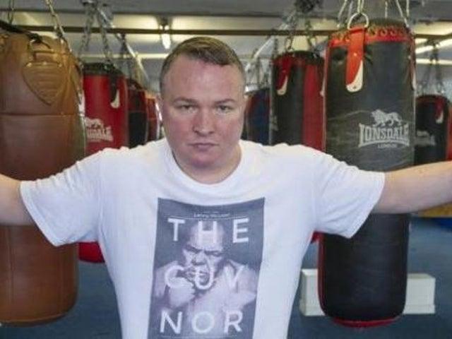 Boxing gym boss Bradley Welsh