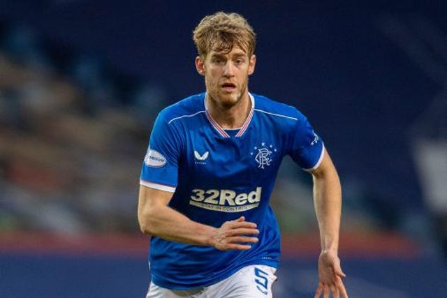 Rangers' Filip Helander in action during a Scottish Premiership match between Rangers and Motherwell at Ibrox, on December 19, 2020, in Glasgow, Scotland(Photo by Rob Casey / SNS Group)