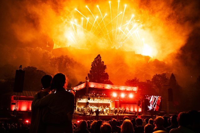 Edinburgh's festivals have been called off this year for the first time since they were instigated in 1947.