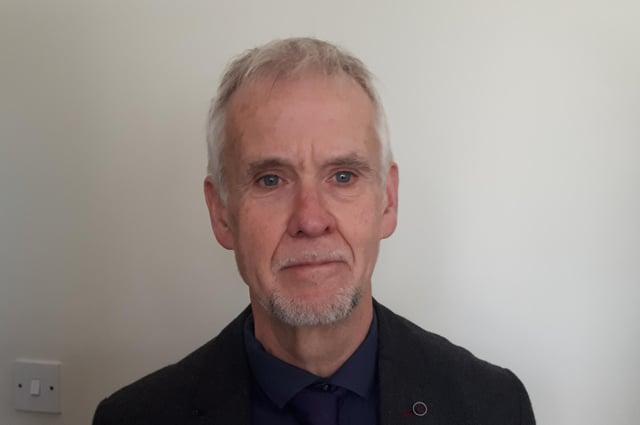 Robert Duthie, chairman of the Scottish Pelagic Processors' Association