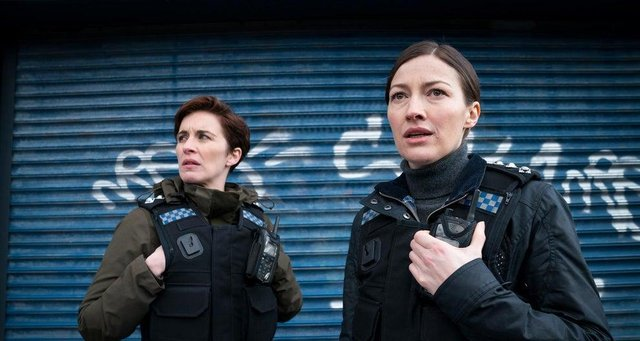 Is this the last ever series of Line of Duty? Kate Fleming (Vicky McClure) and Jo Davidson (Kelly Macdonald) investigate.