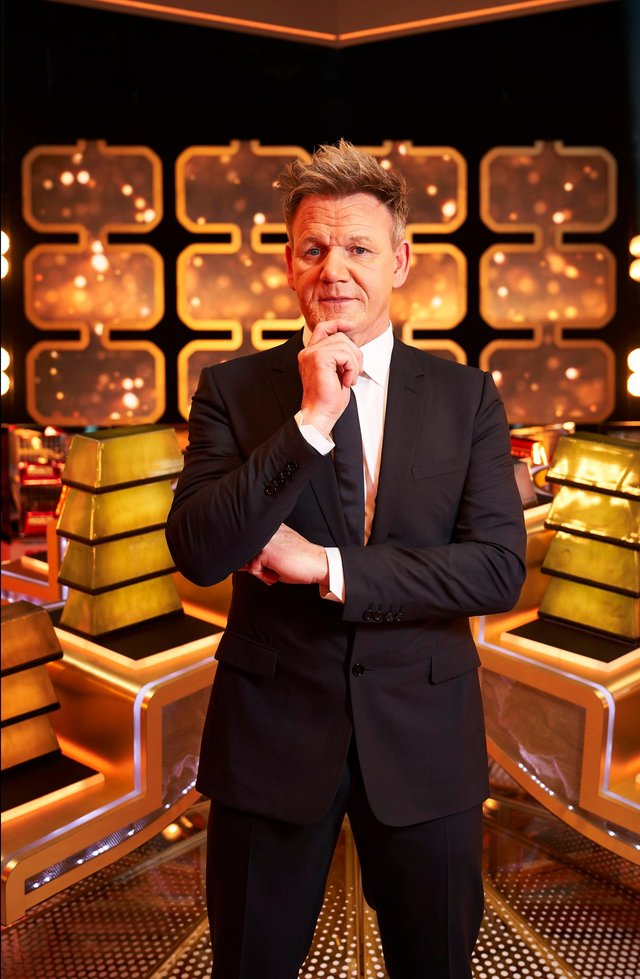 Gordon Ramsay's new TV show has been slammed and probably in Falkirk more than anywhere else (Picture: BBC/Studio Ramsay/Mark Johnson)