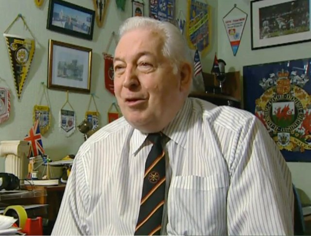 Alastair Alexander realised early on that sports commentary was the field for him (Picture: BBC Alba)