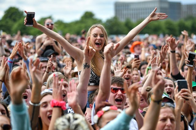 The TRNSMT music festival is due to return to Glasgow Green in September.