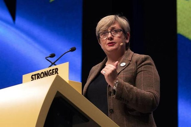 Joanna Cherry says the legal right to stage a referendum should be tested