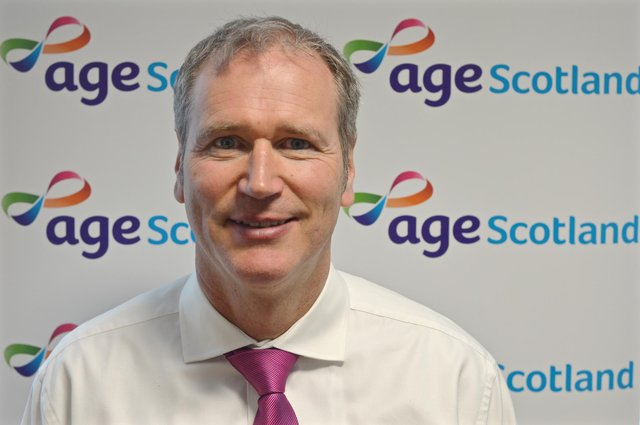 Brian Sloan, chief executive, Age Scotland.