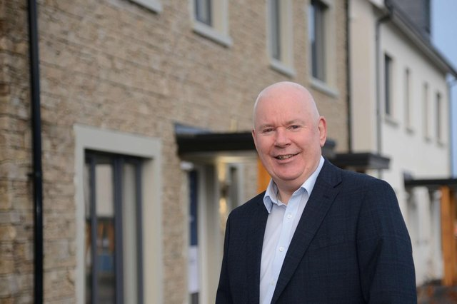 Iain Innes, managing director of Dandara East Scotland, has outlined the growth plans.