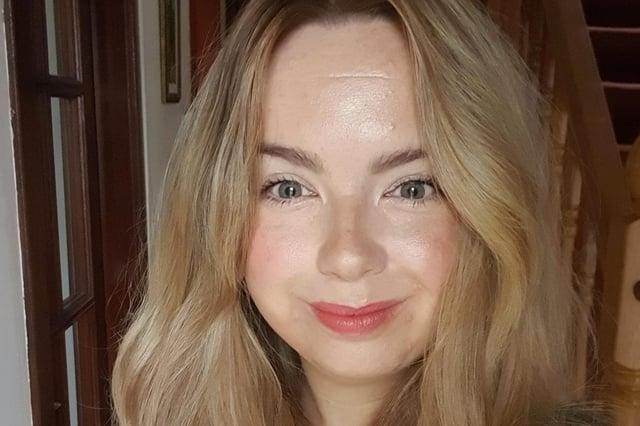 Carla Callaghan, from Hamilton
