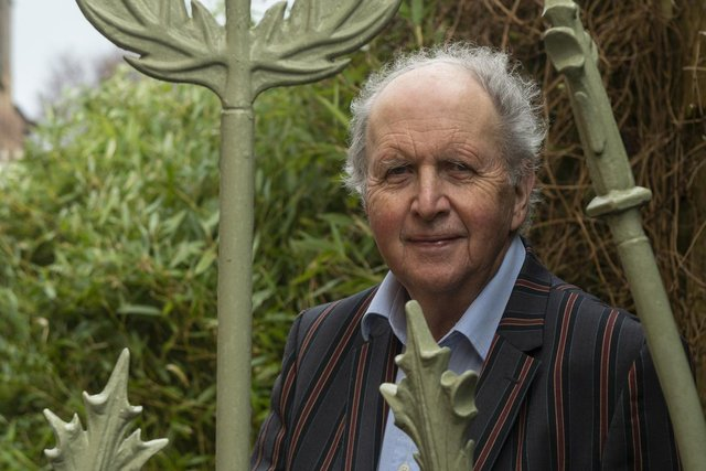 Alexander McCall Smith PIC: Andrew O'Brien