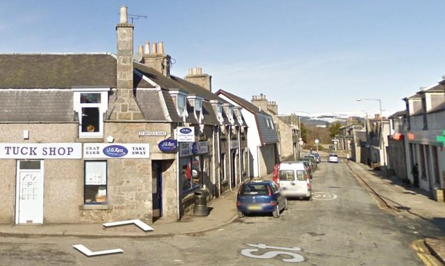 The incident occurred on Kenway's High street. Picture: Google
