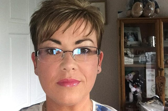 Stroke survivor appeals to public for charity support