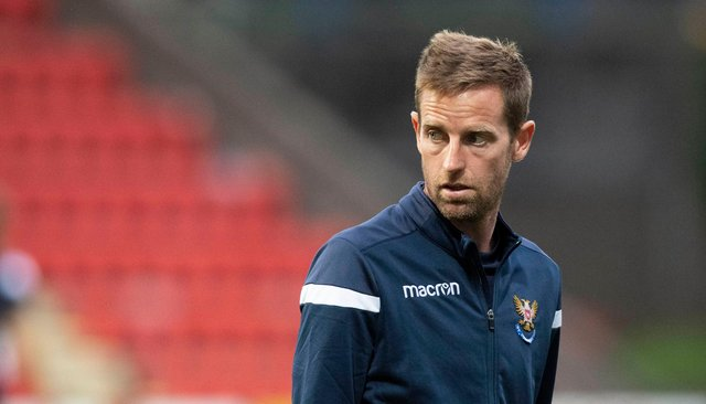 """St Johnstone first-team coach Steven MacLean is """"buzzing"""" about the possibility of his Scottish Cup success with the Perth club being """"eclipsed"""" by the drive of Callum Davidson to become a cup double-winning manager in his first season in a frontline position. (Photo by Craig Foy / SNS Group)"""