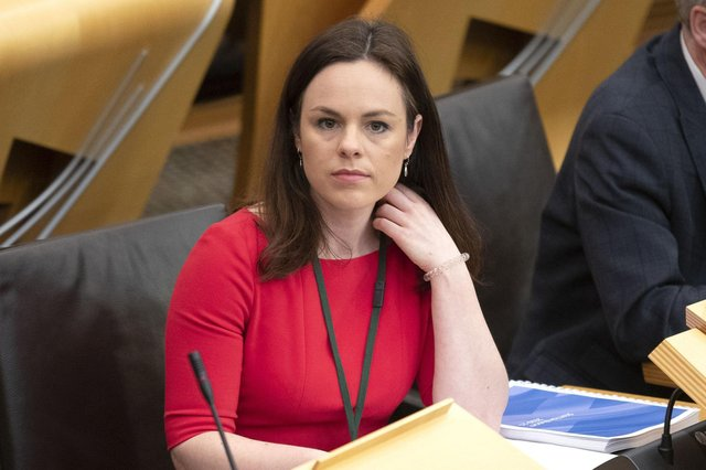 Kate Forbes will set out her budget on Thursday