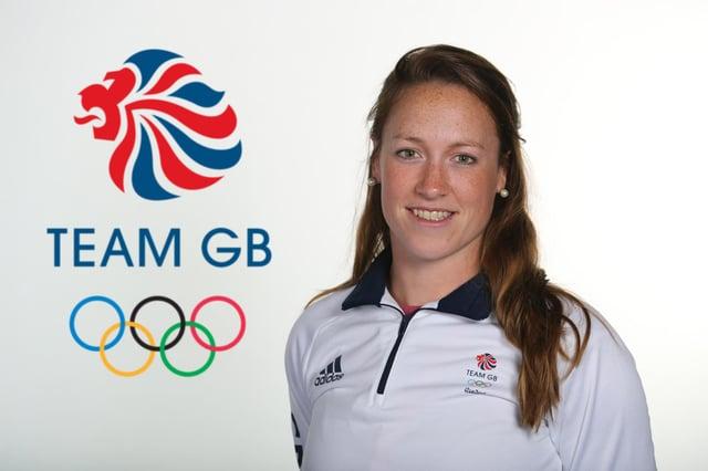 Edinburgh rower Karen Bennett was a silver medallist at the Rio 2016 Olympic Games. Picture: Warren Little/Getty Images
