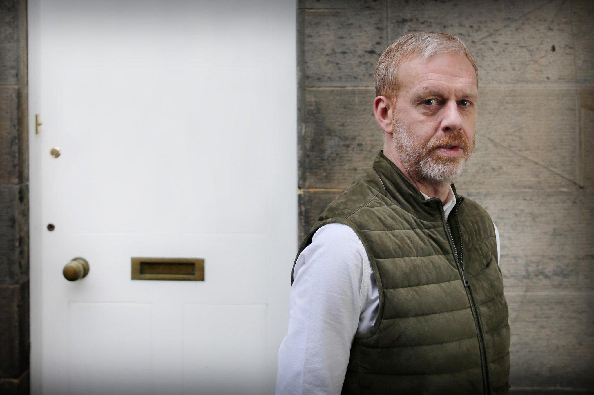 Pusat Inovasi Heart of Midlothian memimpin – Nick Freer