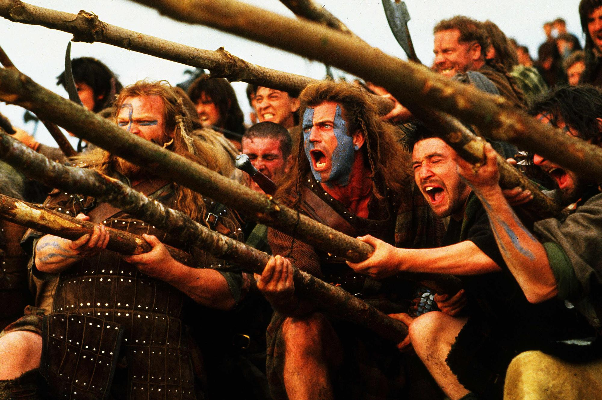 Wokeness 1, Braveheart 0: How Mel Gibson's epic would have fallen foul of new Hollywood rules – Aidan Smith